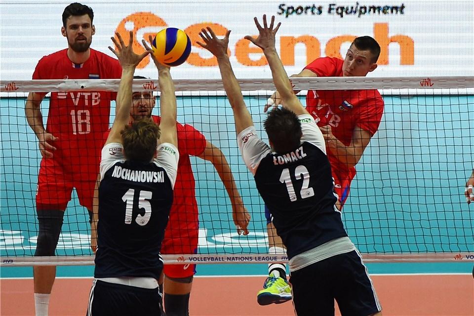 Европейският шампион Русия започна отлично участието си на финалния турнир