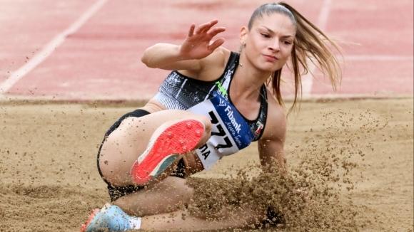 Габриела Петрова (Локомотив-Пловдив) спечели третата си поредна и общо четвърта