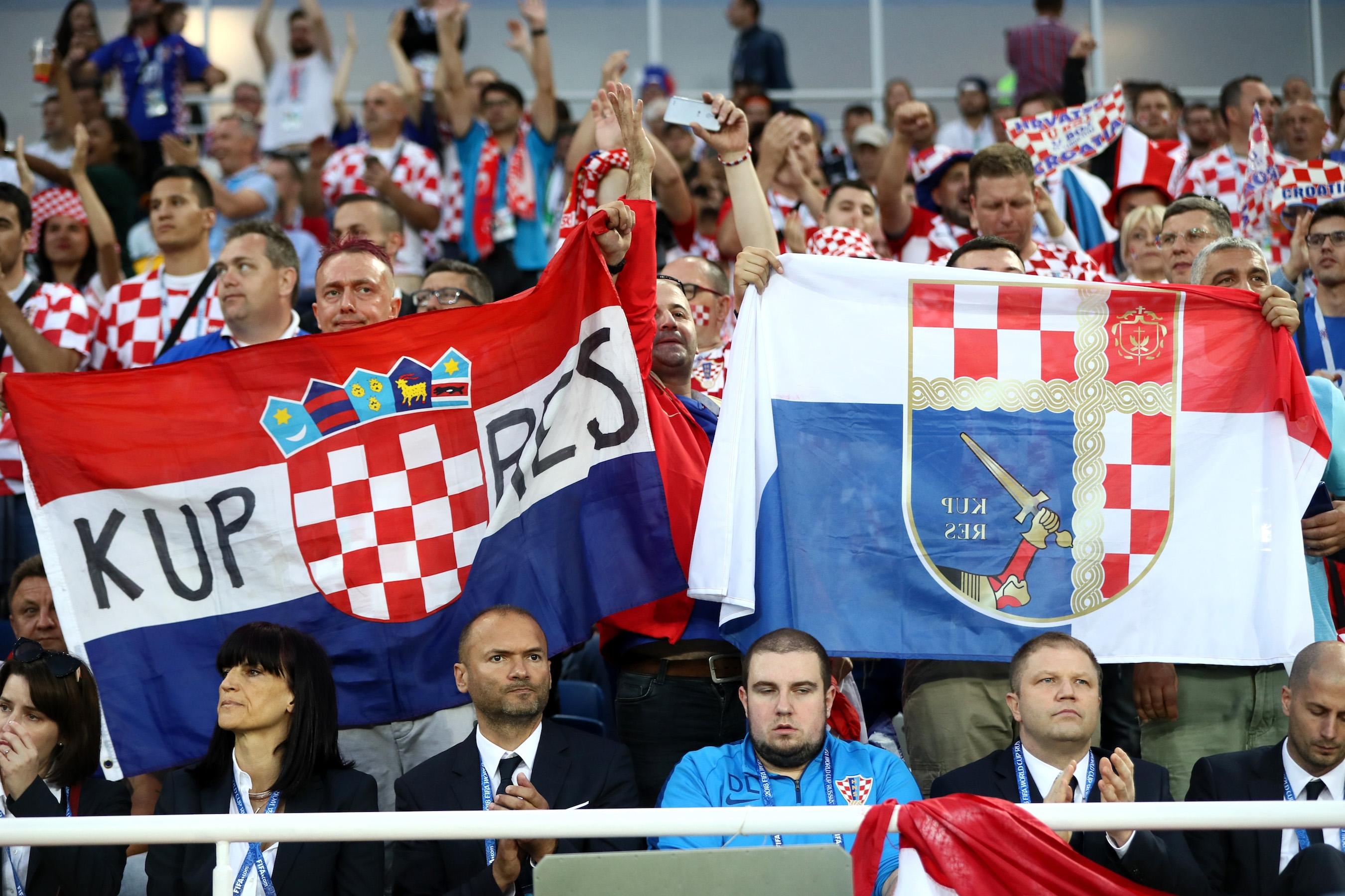 Хърватската футболна федерация е заплашена от нова финансова санкция, предават