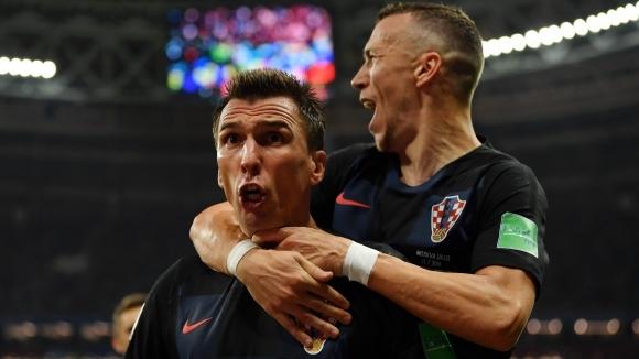 Хърватия и Англия излизат един срещу друг на