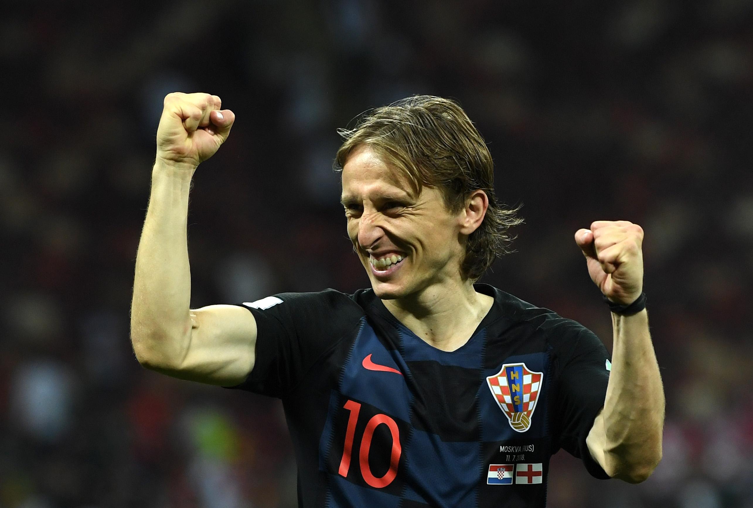 Една от големите звезди на Хърватия - Лука Модрич, упрекна
