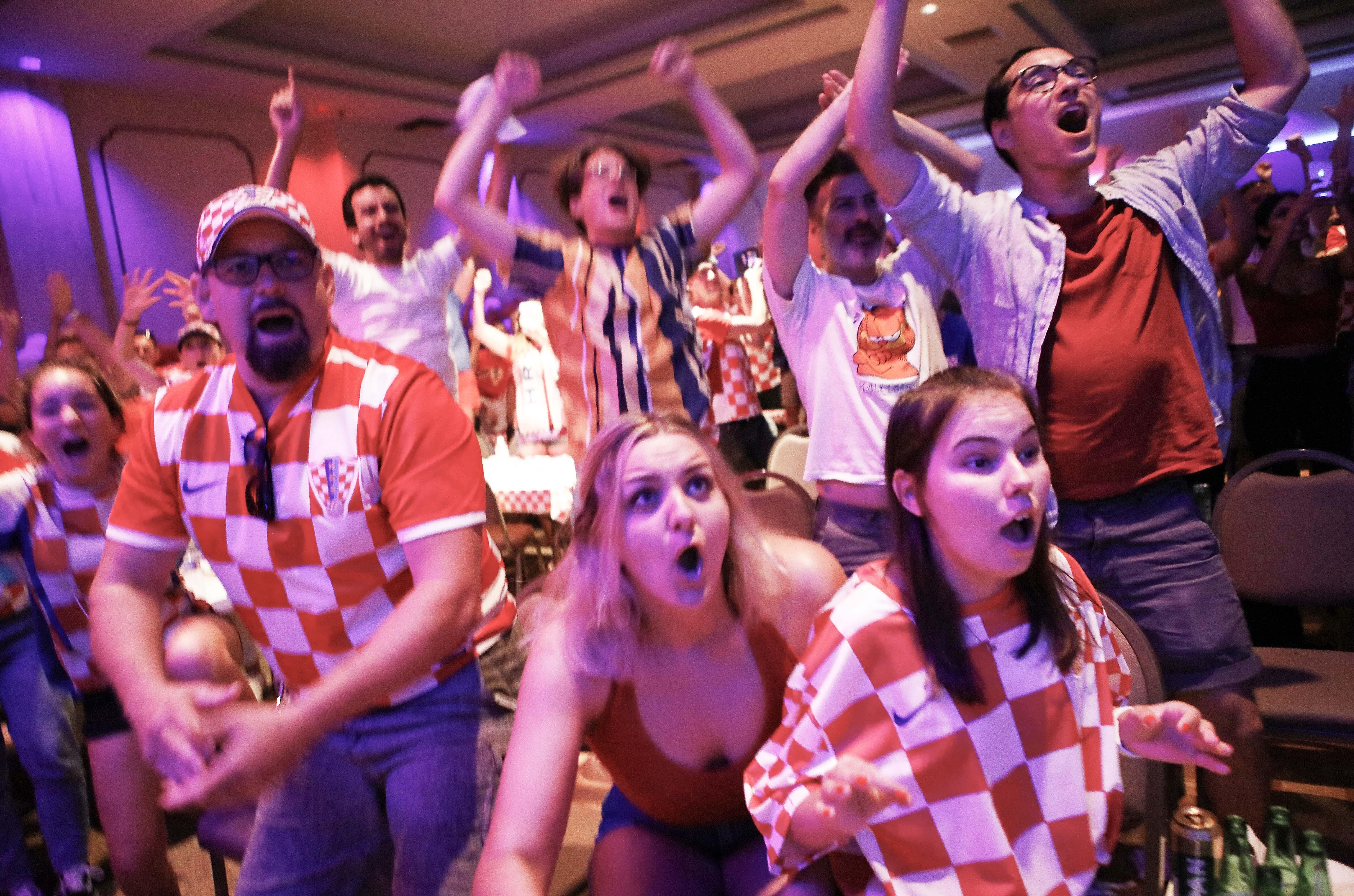 Устремът на Хърватия към финала на световното първенство по футбол