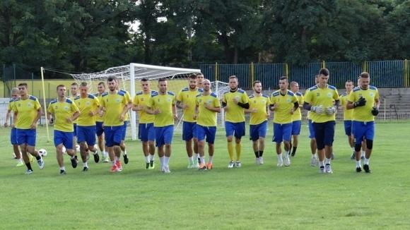 Отборът на Марица (Пловдив) ще изиграе поредната си контролна среща