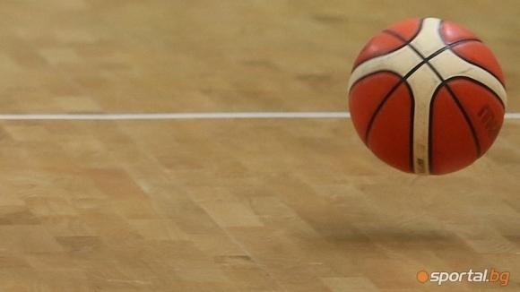 Националният отбор на България победи с 54:52 (8:16, 22:10, 12:17,