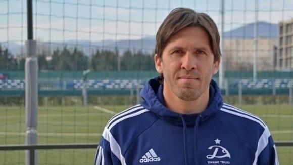 Помощник треньорът на ФК Рига Веселин Бранимиров сподели първите си