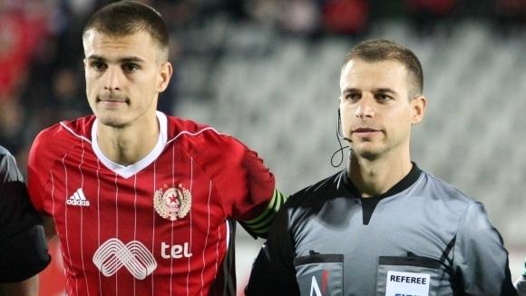 Бранителят на ЦСКА-София Божидар Чорбаджийски коментира победата на тима с