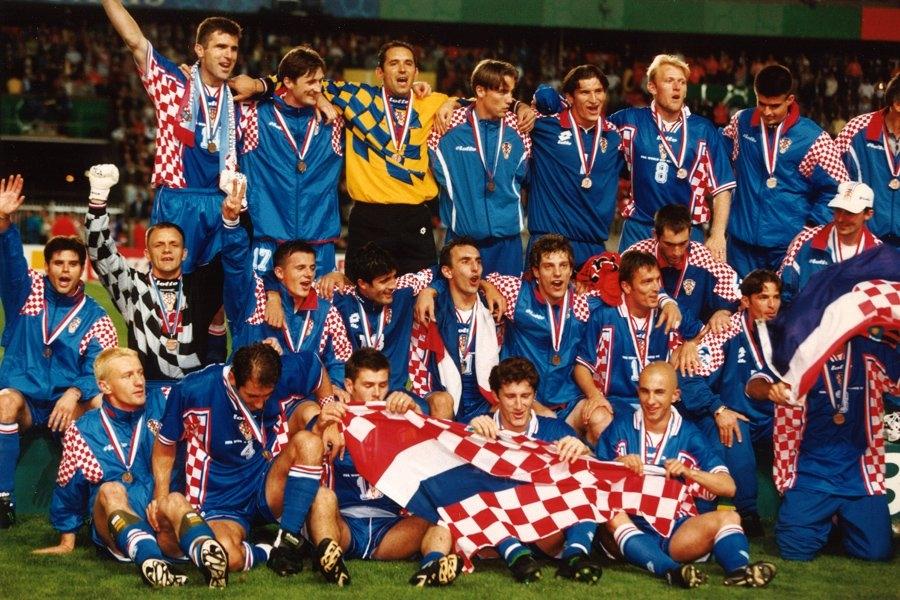Хърватският футболен съюз покани всички участници от националния отбор на