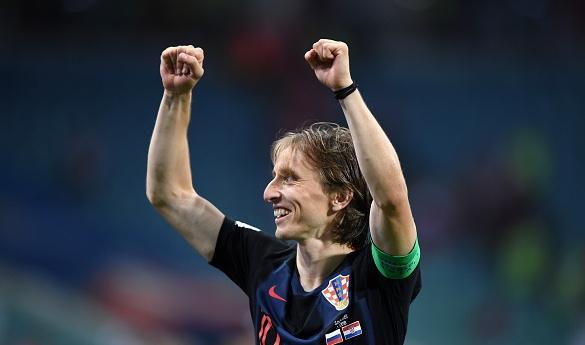 Една от големите звезди на Хърватия Лука Модрич призна, че