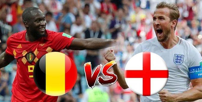 Днес от 17:00 часа Белгия и Англия ще премерят сили
