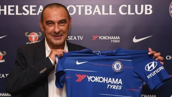 Английският клуб Челси обяви официално назначението на новия си мениджър