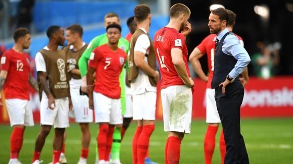 Селекционерът на Англия Гарет Саутгейт призна, че Белгия е по-добрият