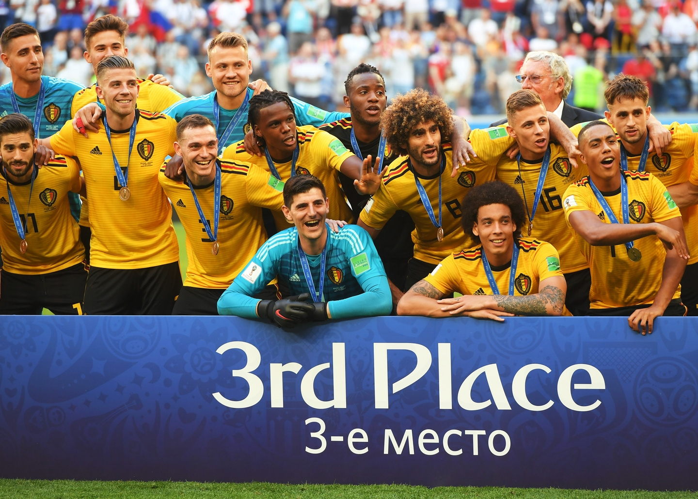 Отборът на Белгия спечели третото място на Мондиал 2018 и
