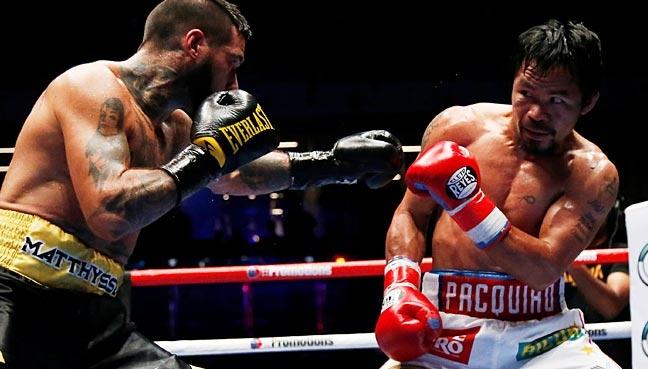 Мани Пакяо нокаутира за пръв път свой съперник от 2009-а