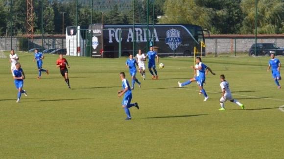 Футболистите на Арда записаха втора победа в предсезонната си подготовка