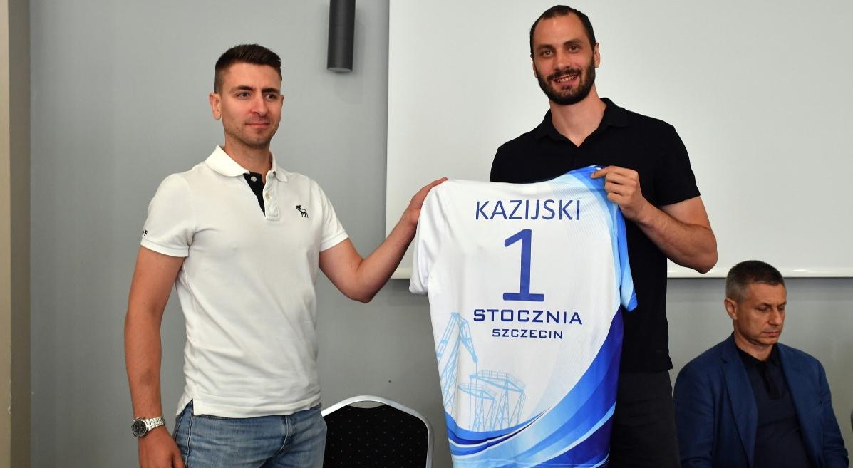Радостин Стойчев, който е новият спортен директор на полския Сточния