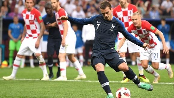 Световното първенство в Русия завърши след 169 отбелязани гола, като
