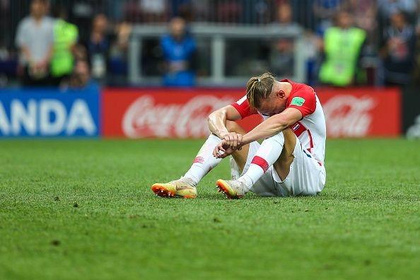Хърватският защитник Домагой Вида направи много силно световно първенство и