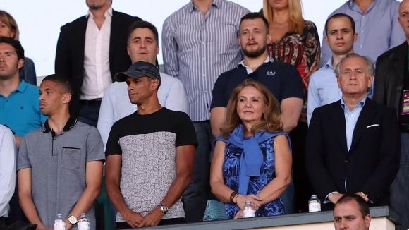 Собственикът на Левски Спас Русев е стопирал търсенето на спортен