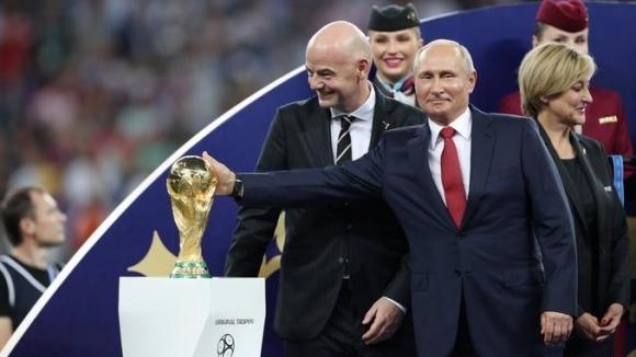 Президентът на Русия Владимир Пути проведе среща с представители на