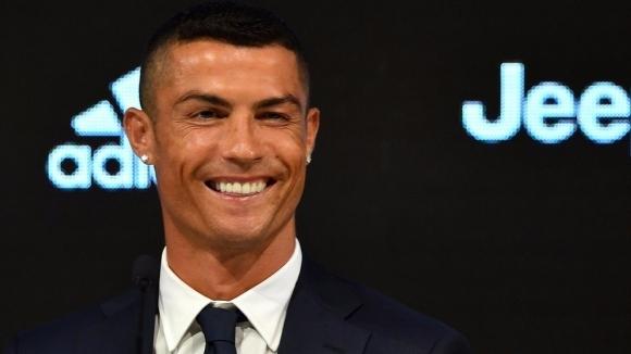 Един от великаните на световния футбол - Кристиано Роналдо, беше