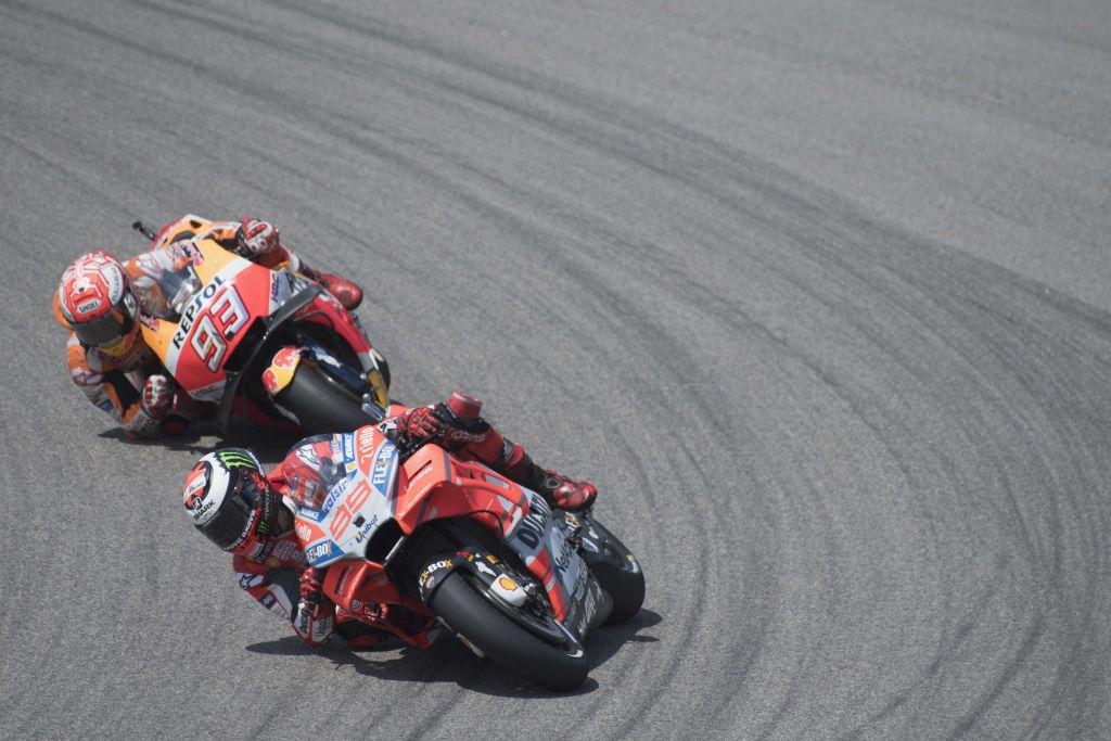 Настоящият световен шампион в MotoGP Марк Маркес продължи рекорда си