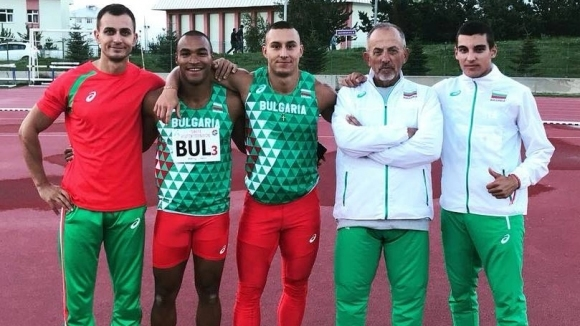 Няколко български спринтьори участваха в 4-тата купа по спринт и