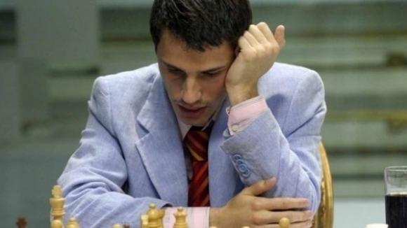 Българският гросмайстор Иван Чепаринов, който се намира на 32-ро място