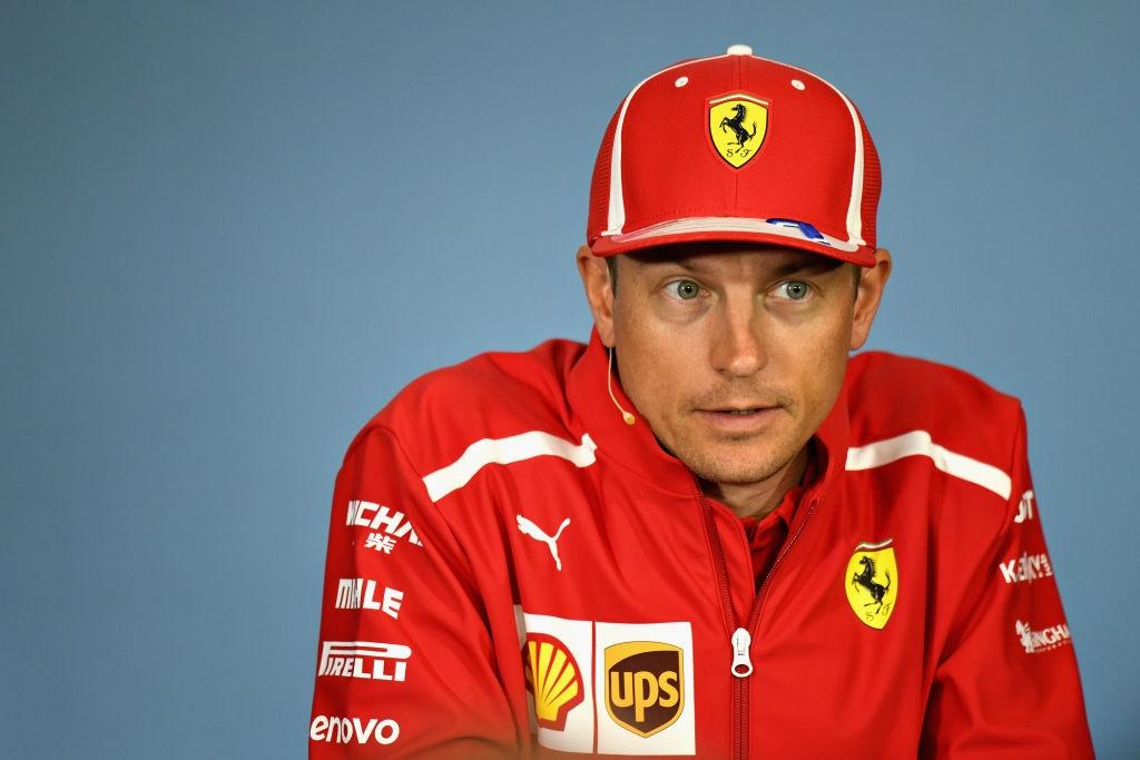 Знаците, че Кими Райконен ще бъде заменен във Ферари продължават