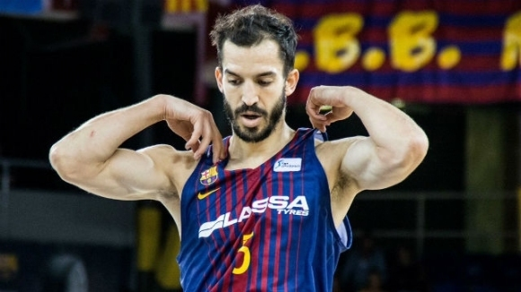 Барселона продължи договора на един от основните си баскетболисти през