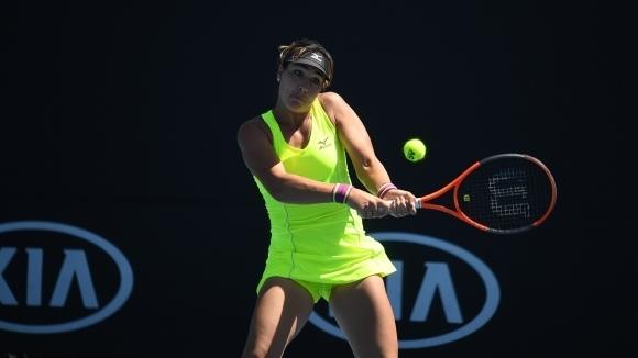 Елица Костова се класира за втория кръг на турнира по