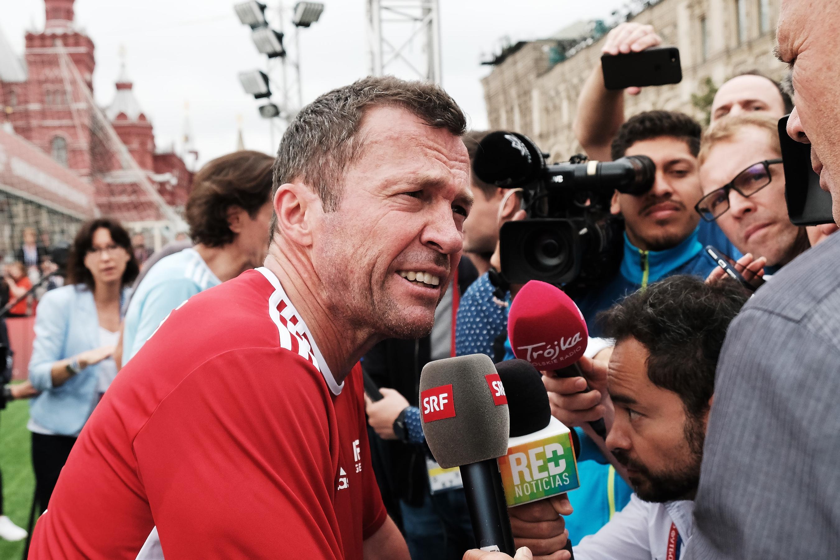 Именитият бивш футболист на Байерн (Мюнхен) Лотар Матеус предрече активност