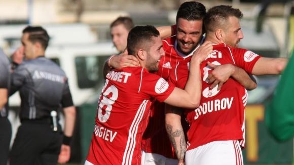Халфът на ЦСКА-София Александър Георгиев беше даден под наем на
