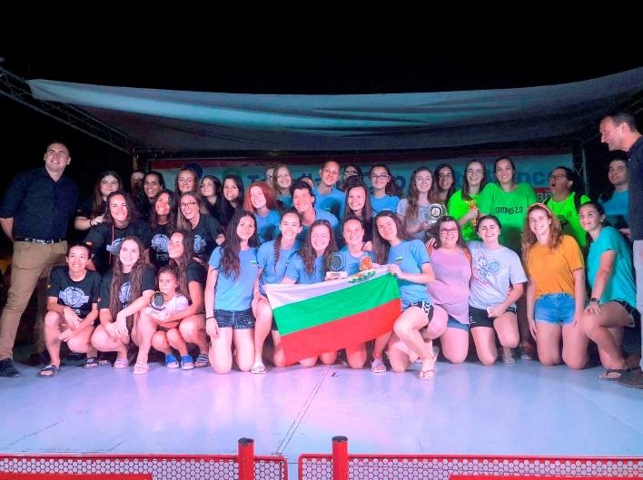 Шампионът на България по хандбал при жените – отборът на