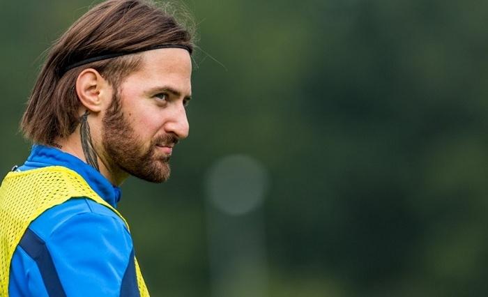 Защитникът на Динамо (Киев) Тамаш Кадар е все по-близо до