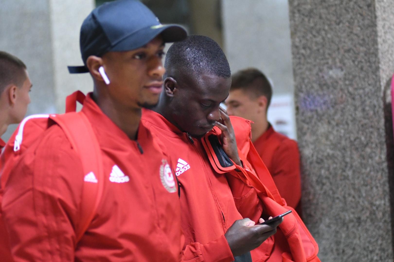 Отборът на ЦСКА-София замина за Латвия, където утре (19 юли)