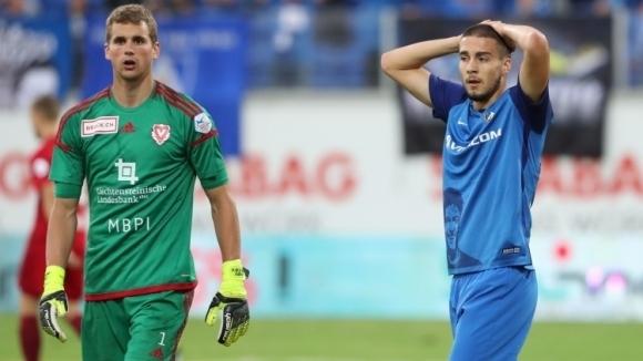За втори път в историята си Левски отпада от отбор,
