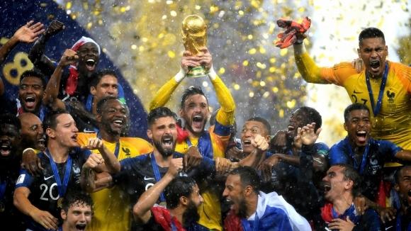 Победата на Франция на Световното първенство ще осигури допълнителен ръст