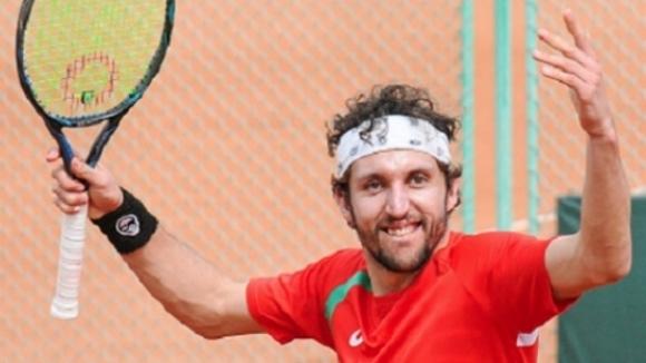Васко Младенов се класира за втория кръг турнира по тенис