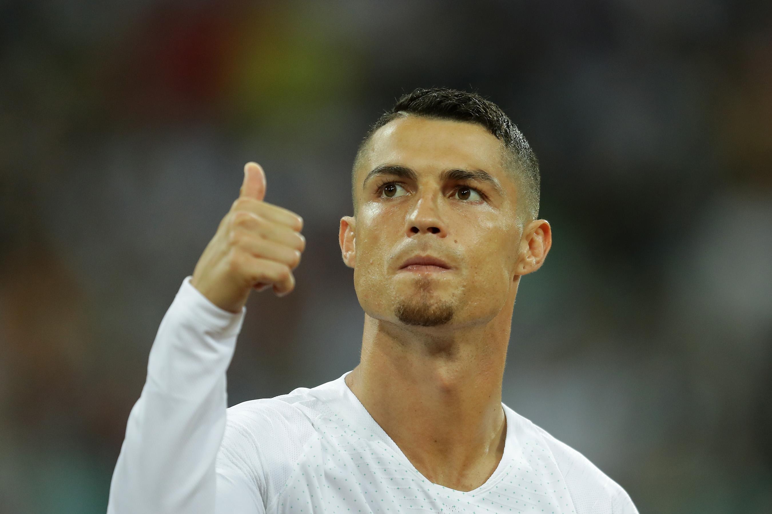 Новото попълнение на Ювентус Кристиано Роналдо отлетя за Китай за