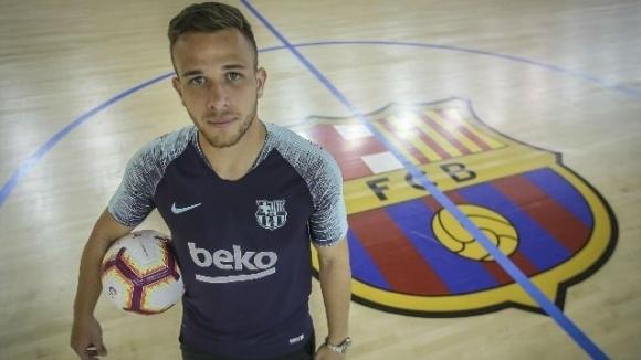 Наскоро легендата на Барселона Шави Ернандес се изказа много ласкаво