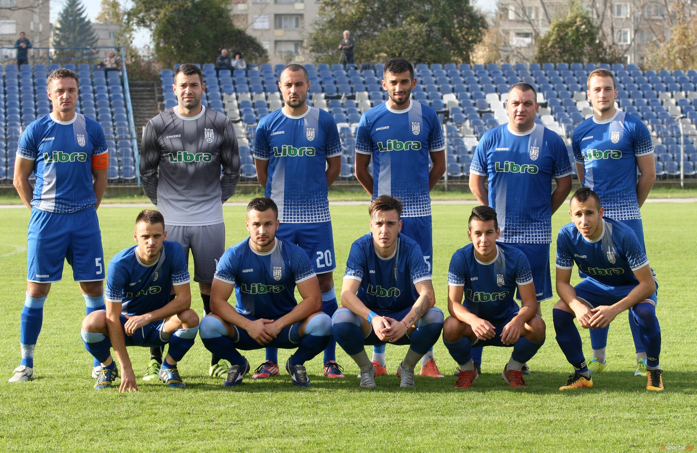 Едноименният тим на град Севлиево се наложи с 1:0 над
