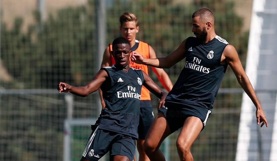 От Реал Мадрид решиха да не внасят повече напрежение в