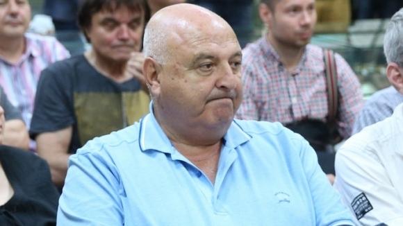 Босът на Славия Венцеслав Стефанов се изказа много ласкаво за