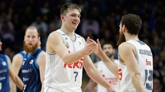 Лука Дончич още няма и минута в НБА, но вече