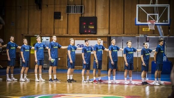 """Отборът на Словения елиминира Белгия на ЕвроБаскет Дивизия """"Б"""" в"""
