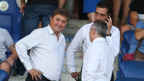 Президентът на Ботев (Пд) Ангел Палийски коментира пред Sportal.bg ситуацията