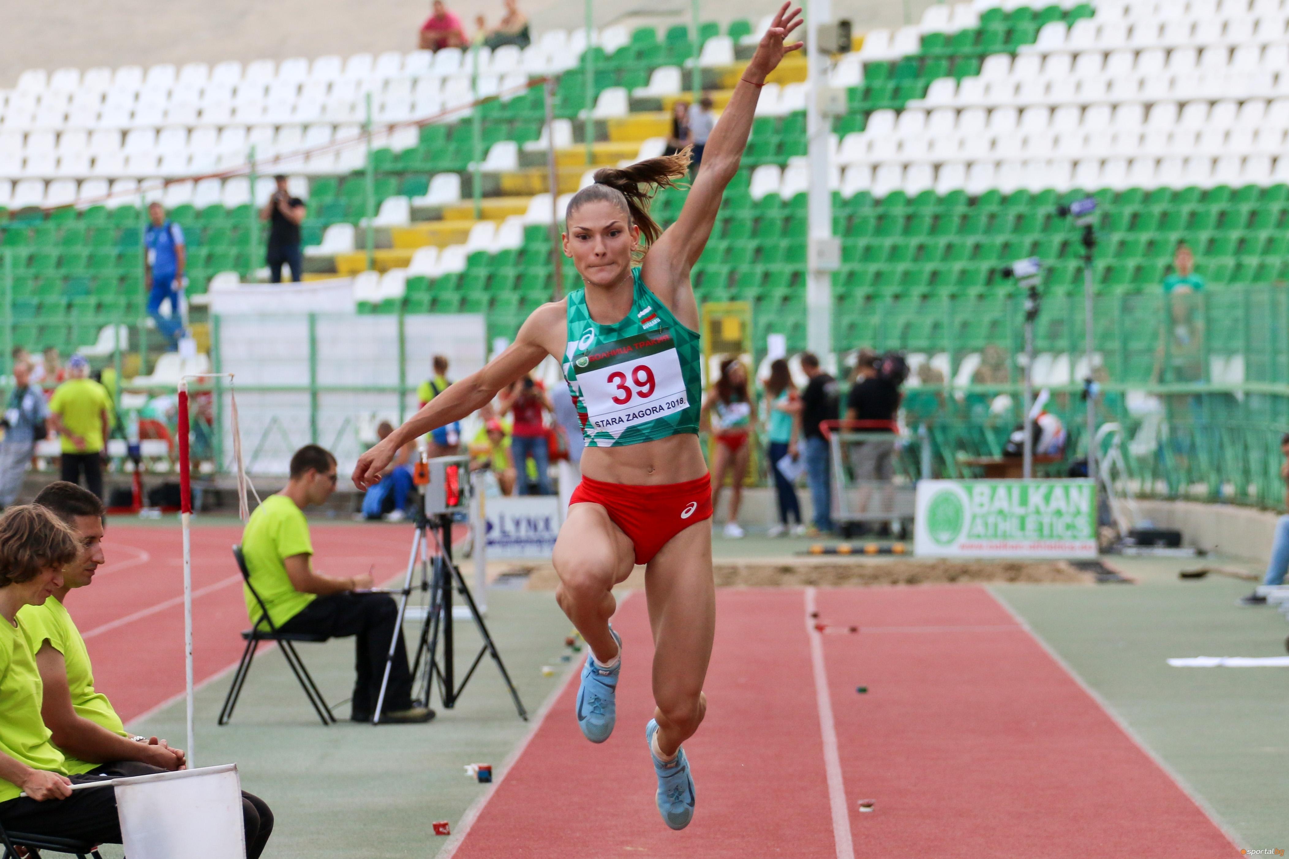 Габриела Петрова донесе първи медал за България от Балканиадата по