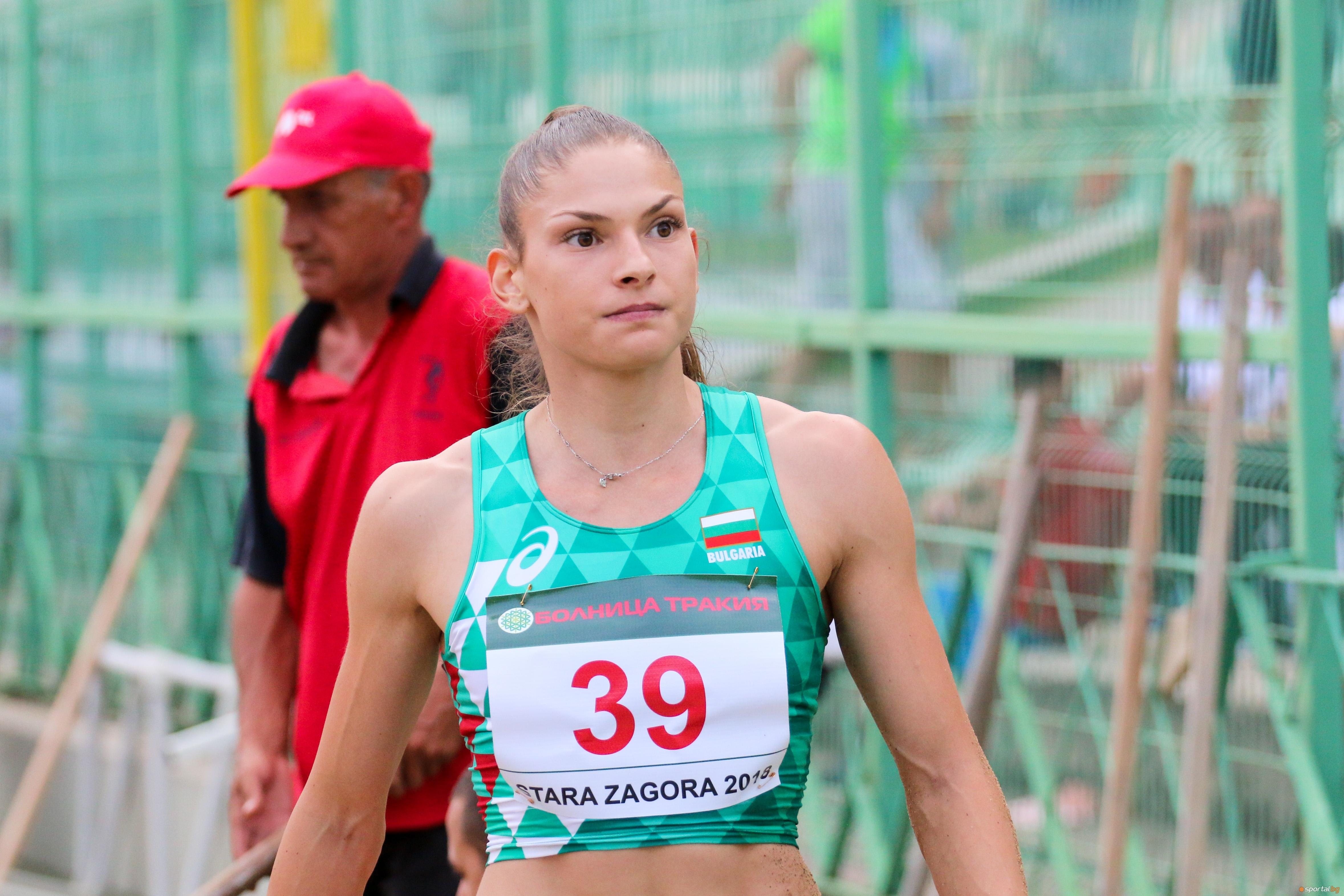 Габриела Петрова донесе първи медал на България на Балканиадата по