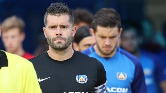 Временният треньор на Левски Георги Тодоров не взе в групата