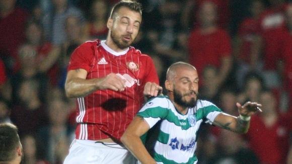 Атакуващият футболист на Черно море Георги Божилов коментира победата на